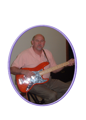 Mike Bonner, bass guitar